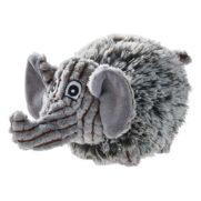 Dog-Toy-Pori-norsu-harmaa-14cm